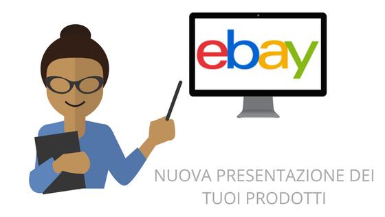 Aggiornamento Negozi eBay a Maggio 2018