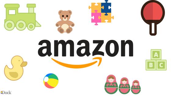 super popular 804a7 892a2 Come Vendere Giochi e Giocattoli su Amazon